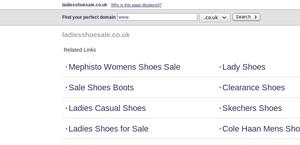 Ladiesshoesale.co.uk