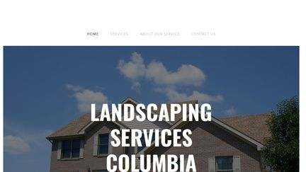 Landscaping Services Columbia