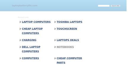 LaptopBatteryLife