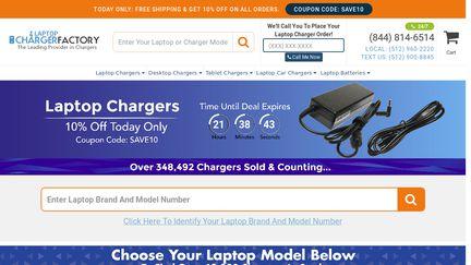LaptopChargerFactory