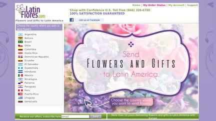 LatinFlores.com