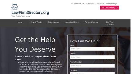 LawFirmDirectory