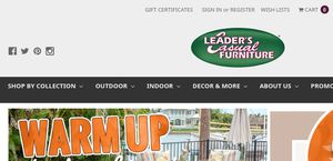 Leaders Casual Furniture Reviews 3 Reviews Of Leadersfurniture Com