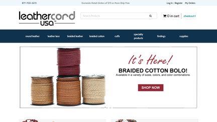 Leathercordusa.com