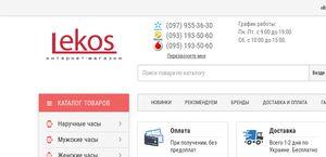 Lekos.com.ua