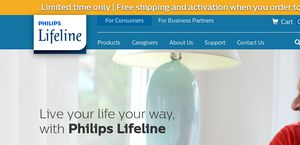 Lifeline.philips.com
