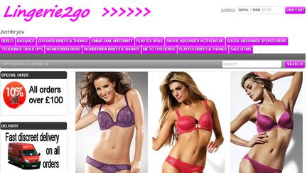 Lingerie2go.co.uk