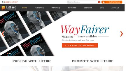 Litfirepublishing.com