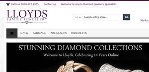 Lloydsfamilyjewellery.co.uk