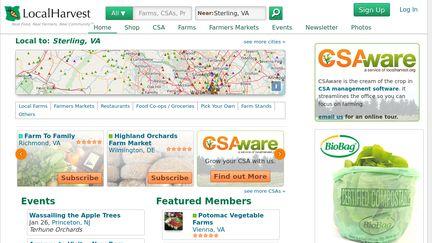 LocalHarvest.org