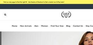 Lucajackets.com