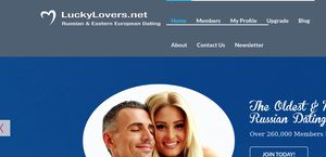 LuckyLovers.net