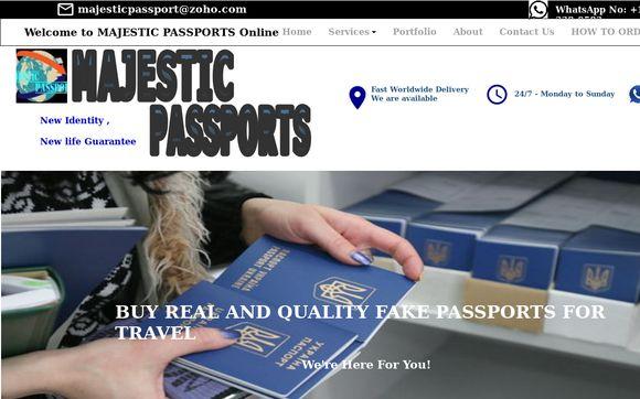 Majestic Passports