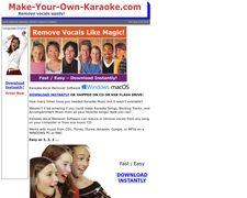 Make-Your-Own-Karaoke