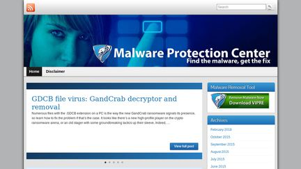 MalwareProtectionCenter