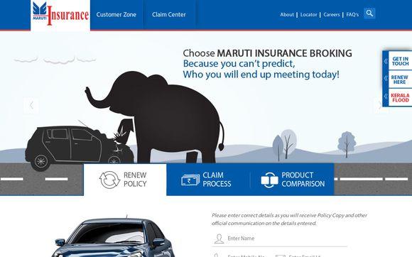 MarutiInsurance