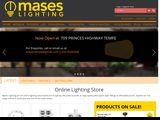 MasesLighting.com.au