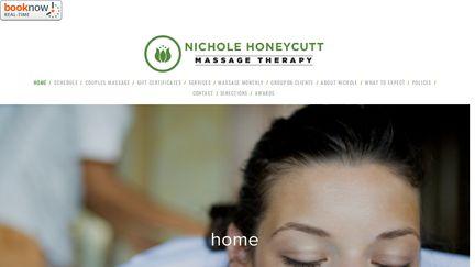 Nichole Honeycutt Massage Therapy