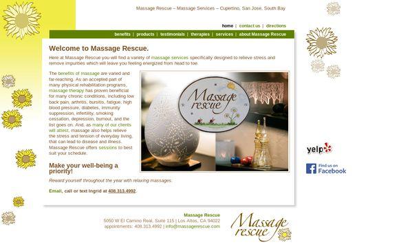 MassageRescue