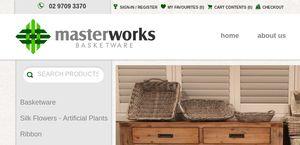 Masterworksbasketware.com.au
