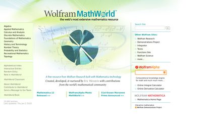 Mathworld.wolfram