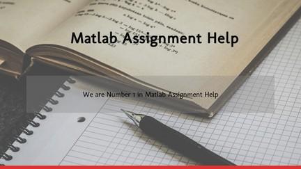 MatlabAssignment-Help