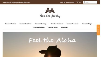 Mau Loa Jewelry