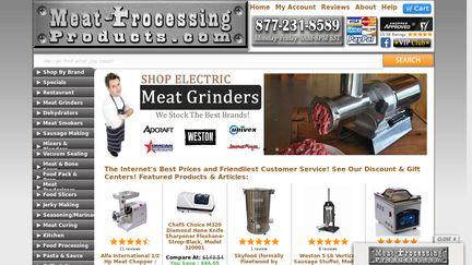 MeatProcessingProducts