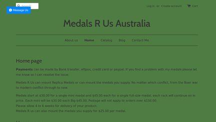 Medals R Us Australia
