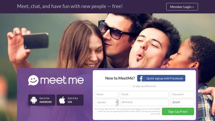 Says request too high rate meetme How to