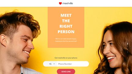 Meetville - dating site