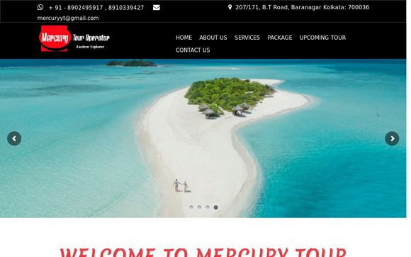 MercuryTourOperator