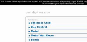 MetalSpiders