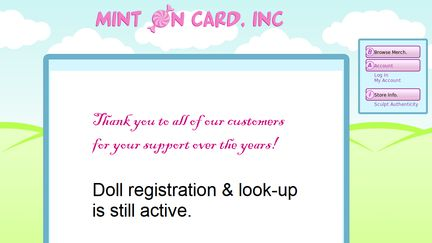 Mint on Card, Inc.