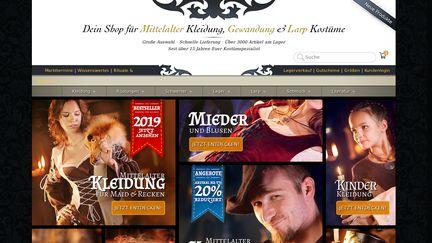 Dein Mittelalter Shop