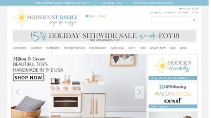 Modern Nursery Reviews - 28 Reviews of Modernnursery com