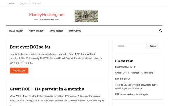 Moneyhacking.net