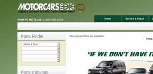 Motorcars Ltd