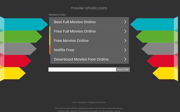 MovieaholicShop