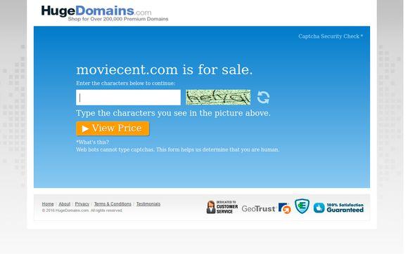 MovieCent