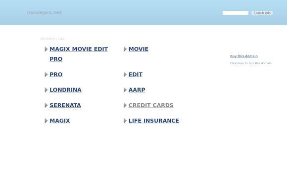 Moviepro.net