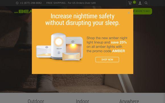 Mr Beams Wireless LED Lighting