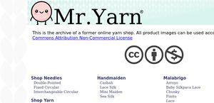 Mryarn.com