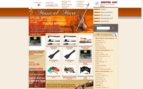 Musical Mart