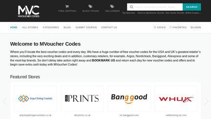 Mvouchercodes.com