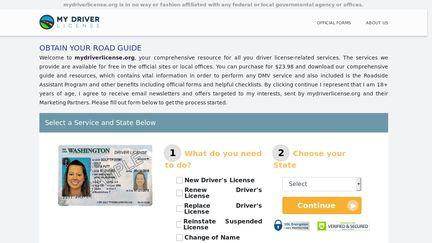 My Driver License