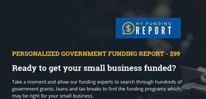 Myfundingreport.ca