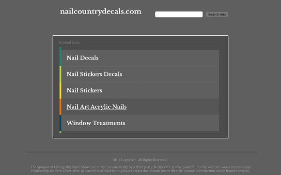 NailCountryDecals
