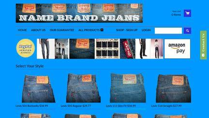 NameBrandJeans