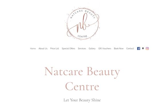 Natcarebeauty.co.uk